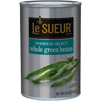 Le Sueur Premium Select Whole Green Beans