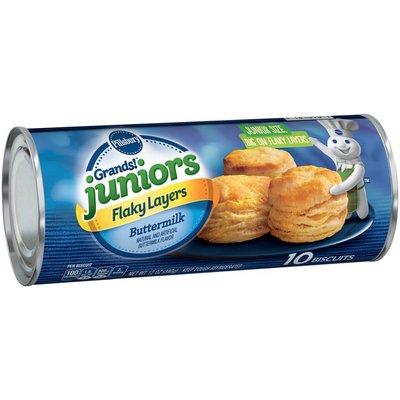Pillsbury Grands! Juniors Flaky Layers Buttermilk Biscuits