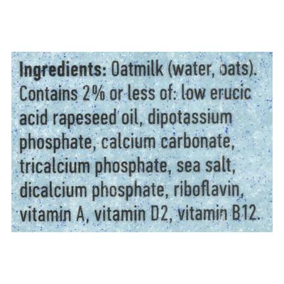 Oatly Oat-Milk, 100% Vegan