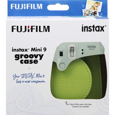 Fujifilm Groovy Case, Mini 9, Lime
