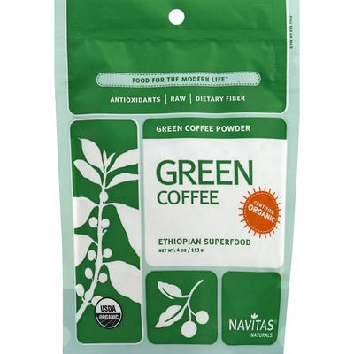 Navitas Organics Green Coffee Powder