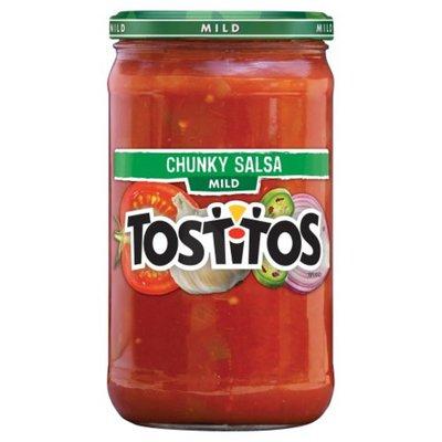 Tostitos Salsa, Chunky, Mild