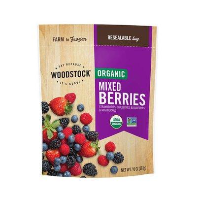 WOODSTOCK Organic Mixed Berries