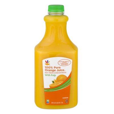 SB 100% Pure Orange Juice with Pulp