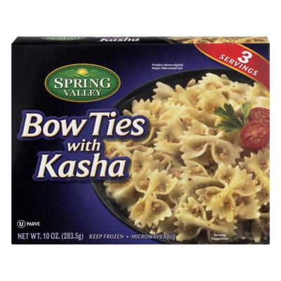 Spring Valley Vineyard Bow Ties with Kasha