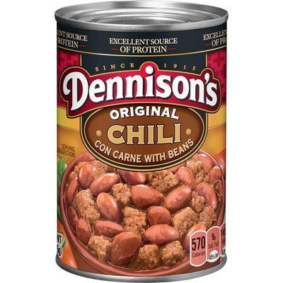 Dennison's Chili With Beans