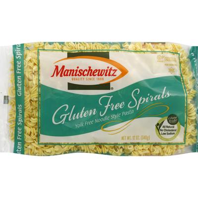 Manischewitz Spirals, Gluten Free