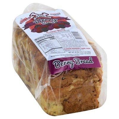 Bb Bakery Bread, Berry