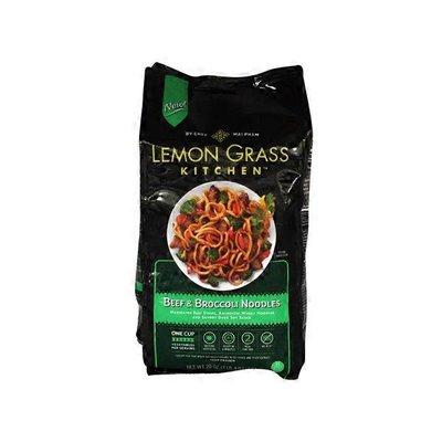 Lemon Grass Kitchen Beef & Broccoli Noodles