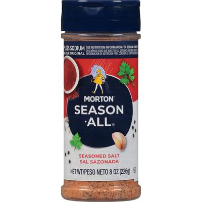 Morton Seasoned Salt