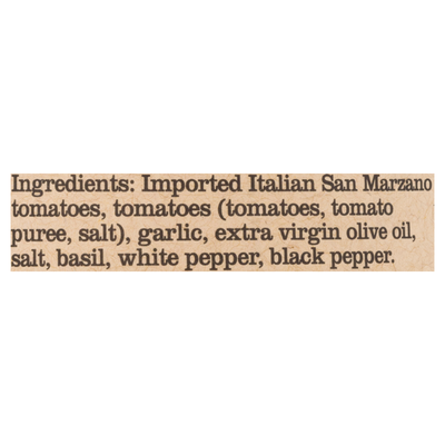 Cucina Antica Cooking Sauce, Premium, Marinara Garlic