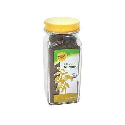 Wild Harvest Organic Ground Nutmeg