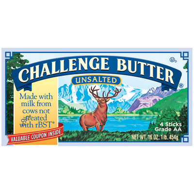 Challenge Unsalted Butter
