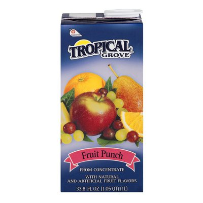 Tropical Grove Fruit Punch