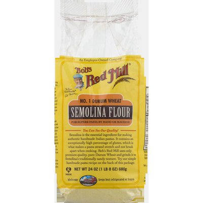 Bob's Red Mill Flour, Semolina