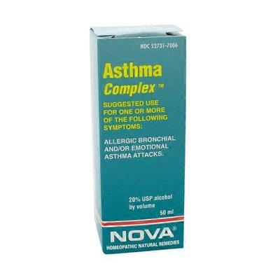 Nova Homeopathic Asthma Complex