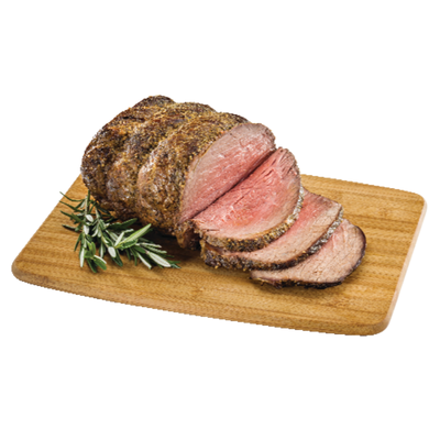 The Butcher Shop 100% Grass Fed Beef Rump Roast, Package