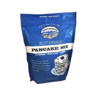 Wheat Montana Buttermilk Pancake Mix