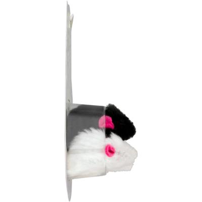 Hartz Just For Cats Catnip Filled Mini Mice Cat Toy - 5 CT