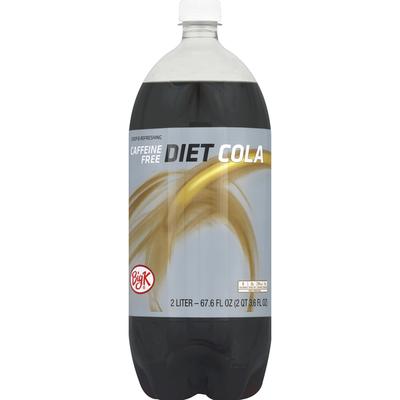 Big K Cola, Caffeine Free Diet