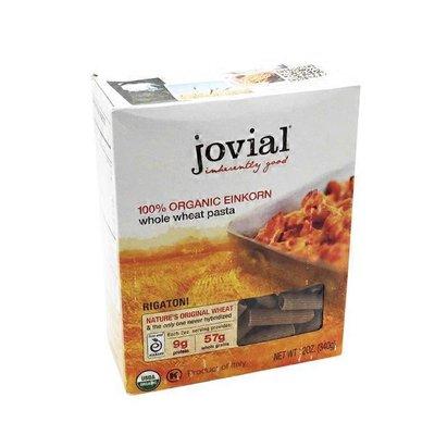 Jovial Whole Wheat Pasta Rigatoni