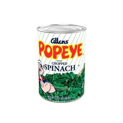 Popeye Chopped Spinach