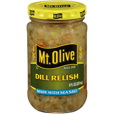 Mt. Olive Dill Relish
