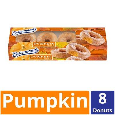Entenmann's Classic Pumpkin Donuts