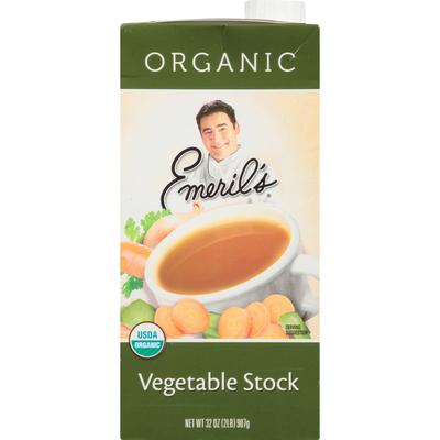 Emeril's Organic Vegetable Stock