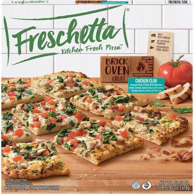 Freschetta Brick Oven Crust Chicken Club Pizza