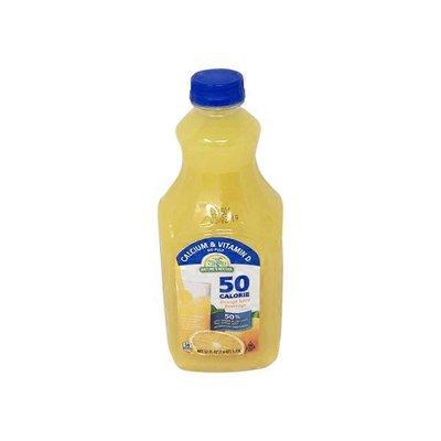Nature's Nectar 50 Calorie Orange Juice With Calcium & Vitamin D