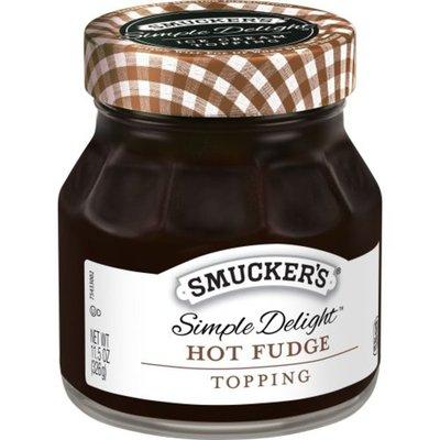 Smucker's Topping, Ice Cream, Hot Fudge