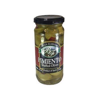 Bella Famiglia Pimiento Stuffed Olives