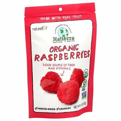 Natierra Raspberries , Organic