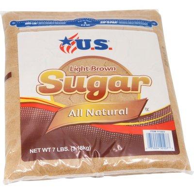 U.S. Sugar Pure Cane Light Brown Sugar