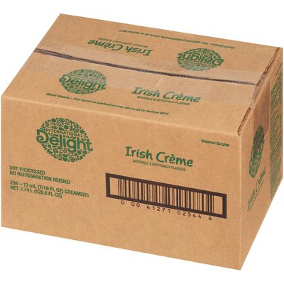 International Delight Irish Crème Coffee Creamer Singles