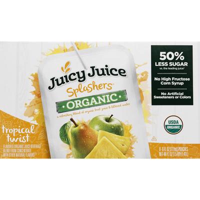 Juicy Juice Juice, Organic, Tropical Twist