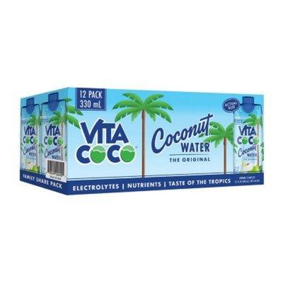 Vita Coco Pure Coconut Water - 12 CT