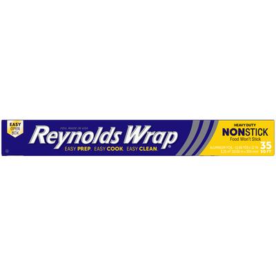 Reynolds Wrap Heavy Duty Nonstick Aluminum Foil