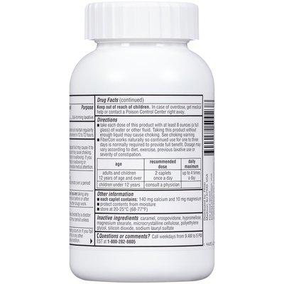 Fibercon Dietary Fiber Nutritional Supplement