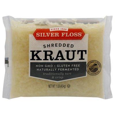 Silver Floss Krrrrisp Kraut Sauerkraut