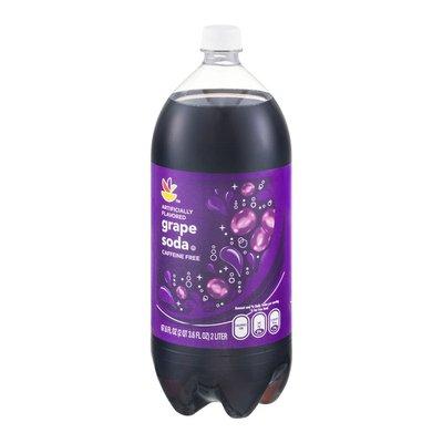 SB Grape Soda