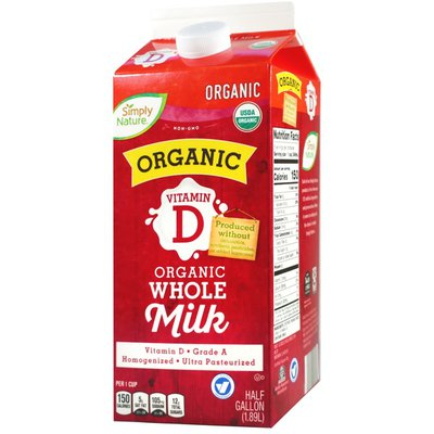Friendly Farms Organic Whole Milk