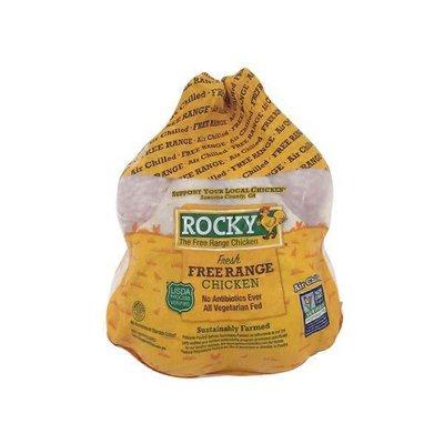Rocky Free Range Whole Chicken Body