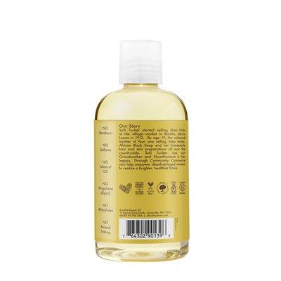 SheaMoisture Baby Body Oil Rub Raw Shea Chamomile And Argan Oil