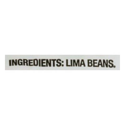 Food Lion Lima Beans, Baby, Bag