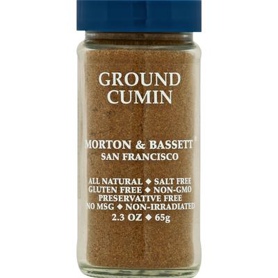 Morton & Bassett Spices Cumin, Ground