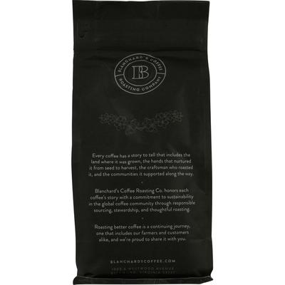 Blanchard's Coffee, Whole Bean, Handshake