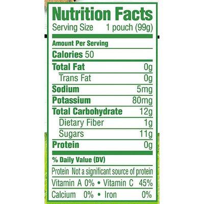 Gerber Organic 2 Nd Foods Organic Apples & Blackberries Baby Food