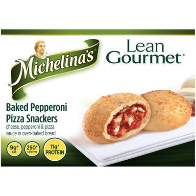 Michelina's Baked Pepperoni Pizza Snackers